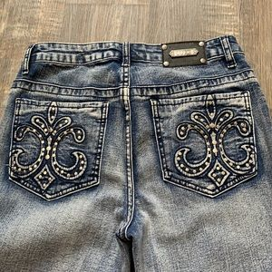 TRU LUXE cute high waisted jeans great condition